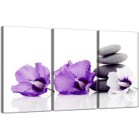 20 Collection of 3 Piece Floral Wall Art | Wall Art Ideas