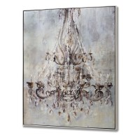 20 Best Ideas Metal Chandelier Wall Art