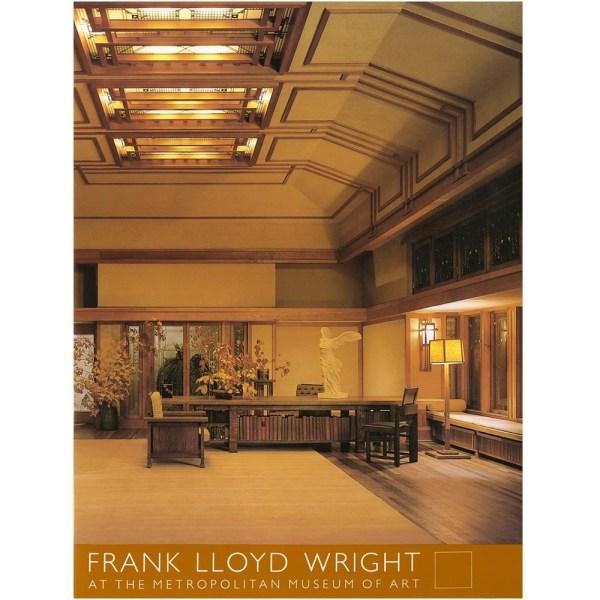 Frank Lloyd Wright Wall Art Ideas