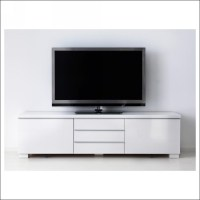 20 Collection of White Tv Stands for Flat Screens