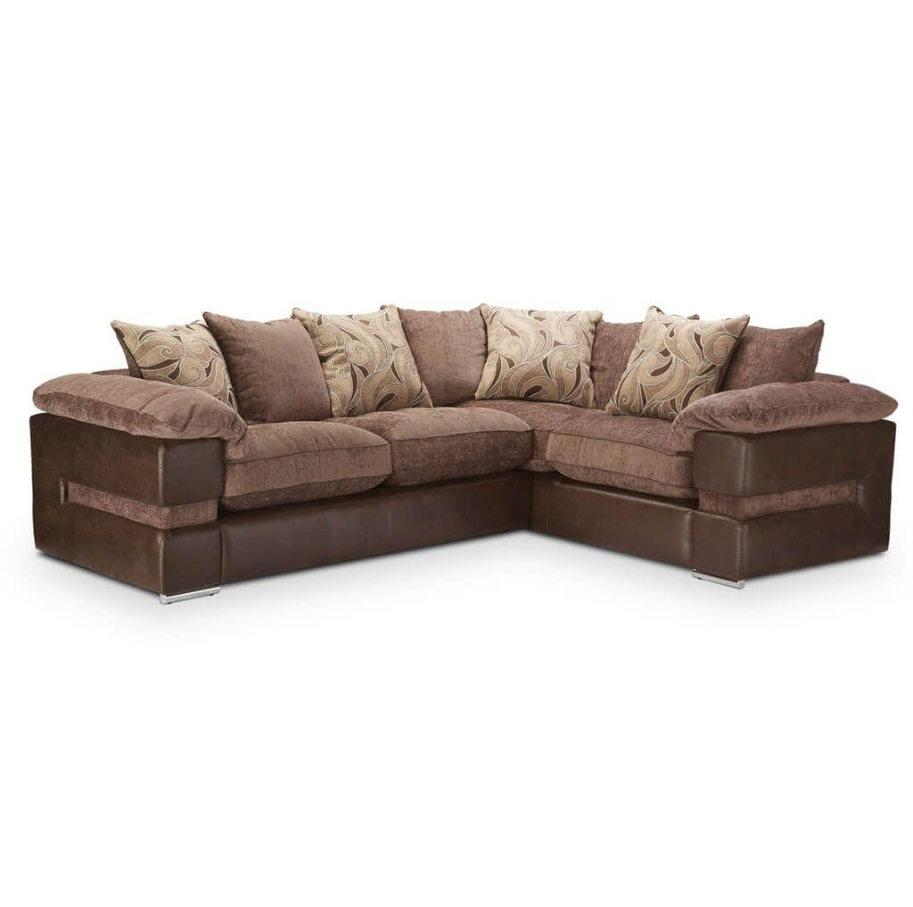 brown fabric corner sofa dfs billige sofaer pa nettet 21 best ideas small leather sofas |