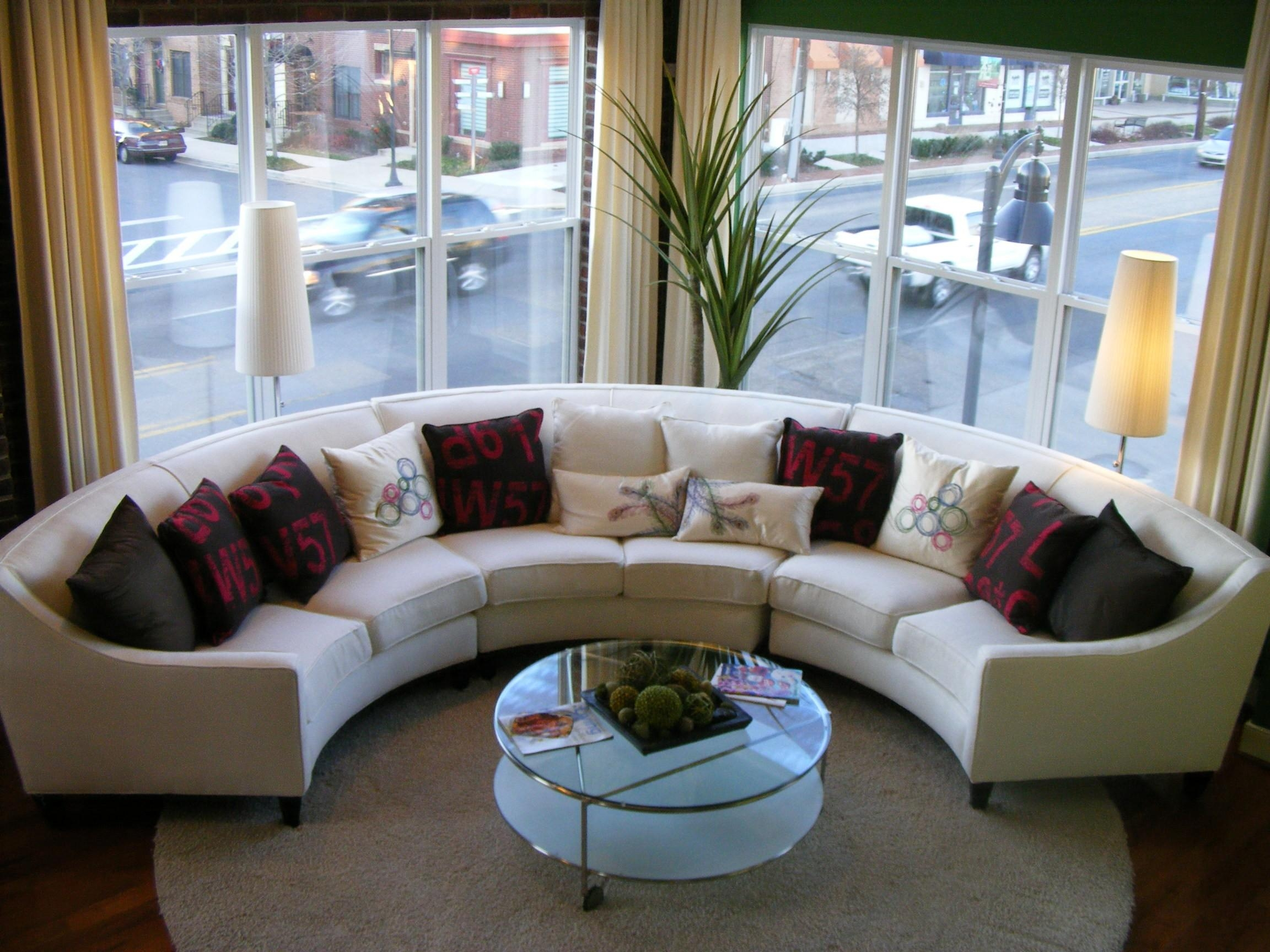 oval sofa second hand 2 seater beds sofas design red rund mobel ideen