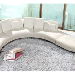 White Curved Sectional Sofa Grey Microfiber Slipcover 21 Best Ideas For Sale