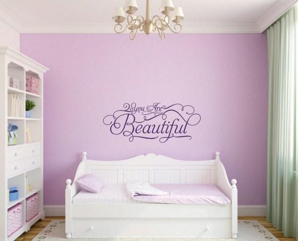 Wall Art For Girls Room - Home Design Ideas