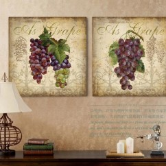 Grape Decor For Kitchen How To Make Island 20 Ideas Of Metal Wall Art