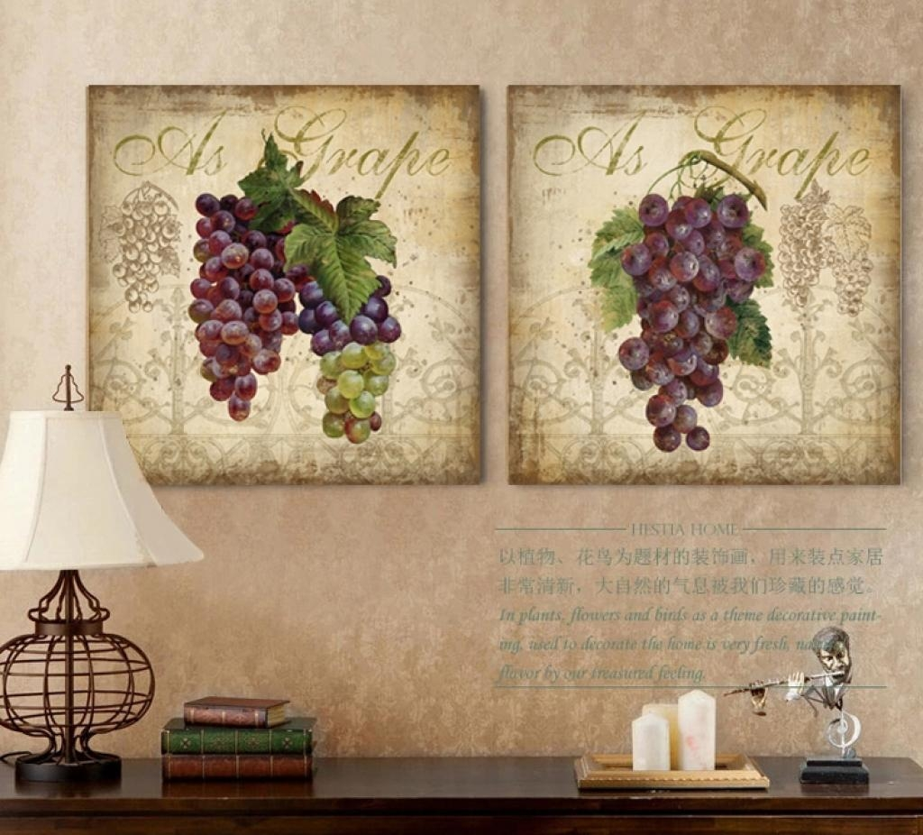 grapes and wine kitchen decor staten island cabinets 20 ideas of metal grape wall art