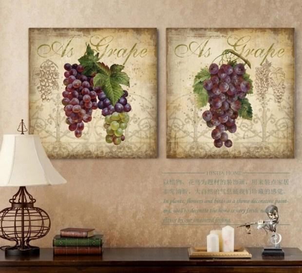 Grape Home Decor - Home Design Ideas