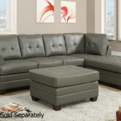 Leather Sofa Outlet Chaise Lounge For Bedroom 21 Ideas Of Gray Sectional Sofas