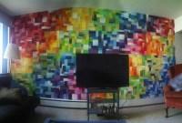 20 Inspirations Paint Swatch Wall Art   Wall Art Ideas