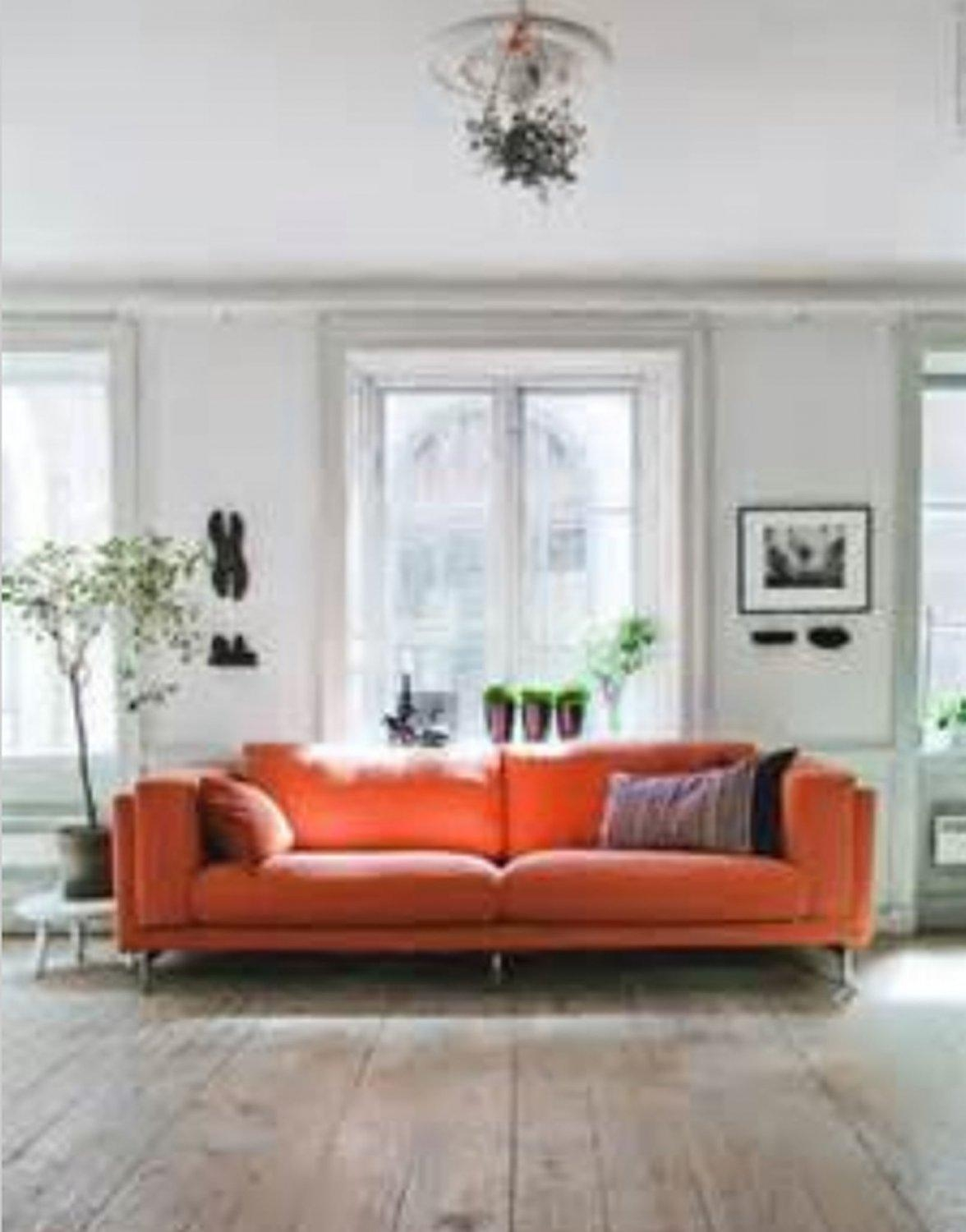 Ikea Sofa Nockeby Test 20 Best Orange Ikea Sofas Sofa Ideas