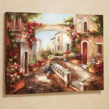 Tuscan Canvas Wall Art