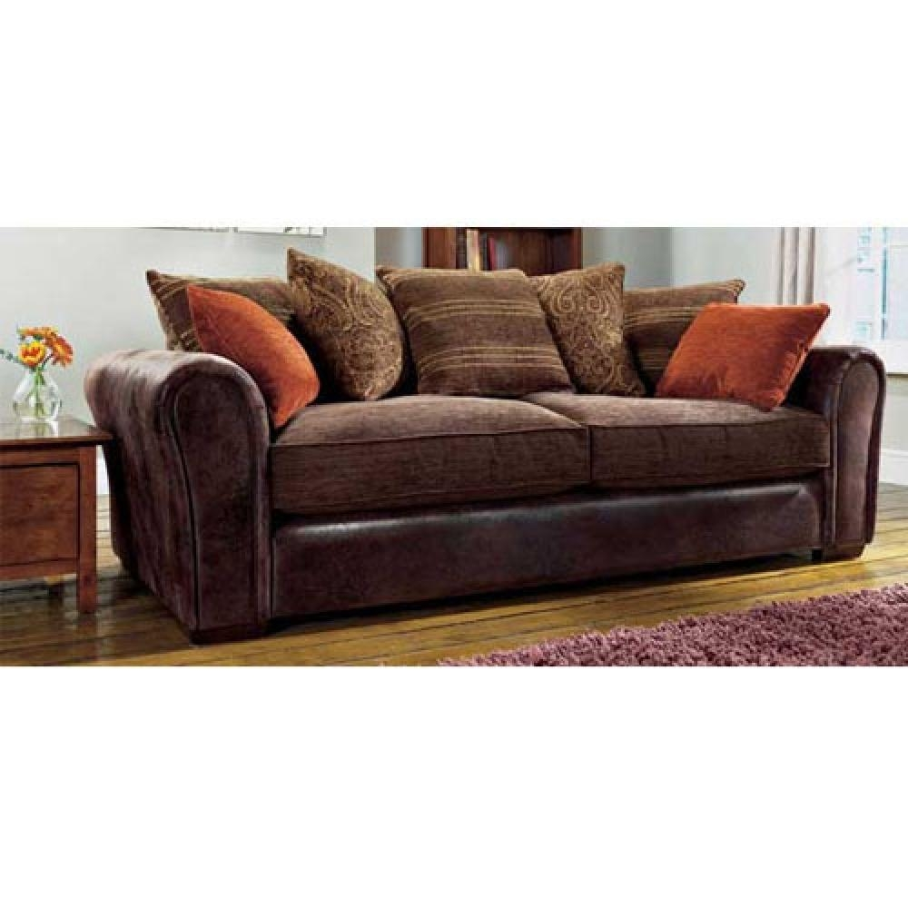 21 Best Ideas Leather and Material Sofas