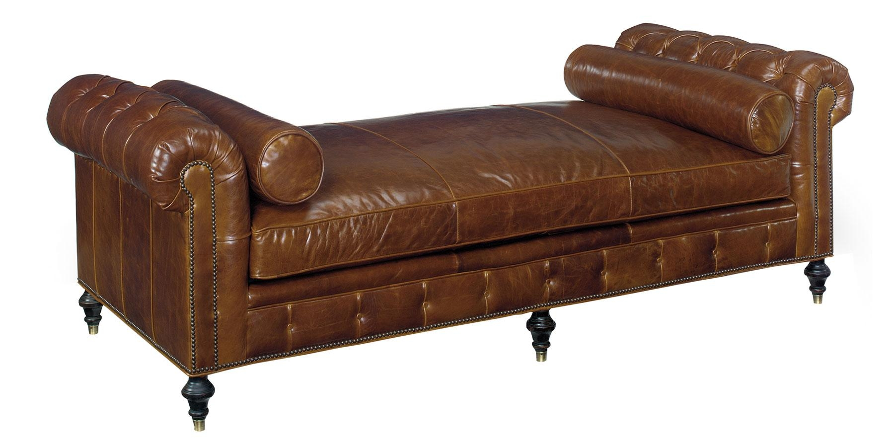 tufted club sofa chaise lounge recliner 22 inspirations leather bench sofas ideas