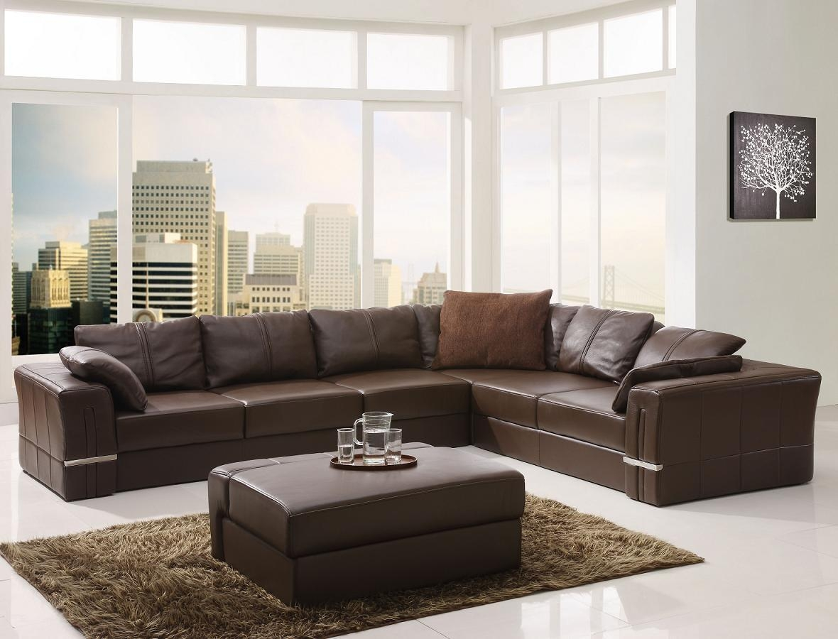 t57b ultra modern leather sectional sofa ikea sleeper manstad 21 inspirations sofas sectionals ideas