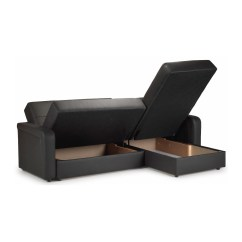 Crawford Futon Sofa Bed With Storage Ashley Furniture Hogan Mocha Leather Beds Coaster Faux Soft