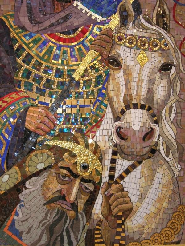 Lilian Broca Mosaic Art