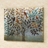 20 Collection of Teal and Brown Wall Art