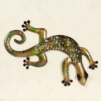 Related Ideas: Large Outdoor Gecko Wall Art