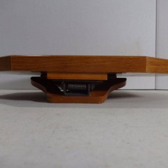 Slide Under Tv Tray Sofa Table Suede Brush 21 Photos Snack Ideas