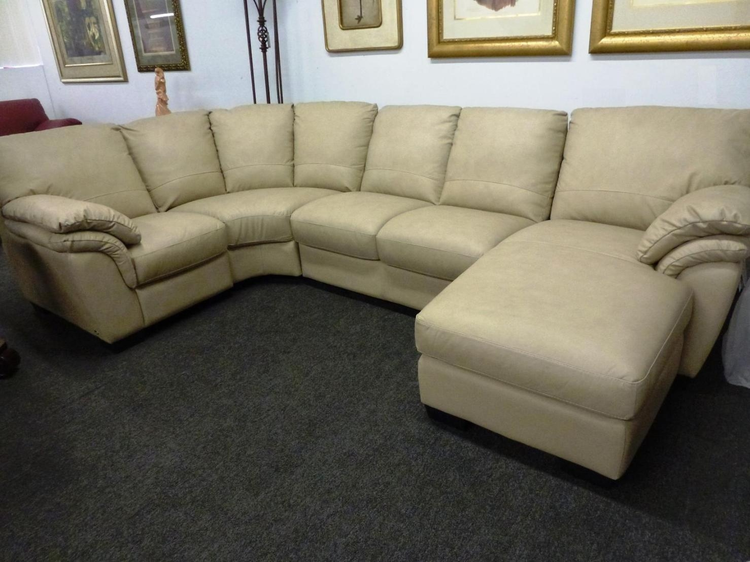 cream full leather chaise sectional sofa best bed mattress replacement 22 inspirations sofas ideas