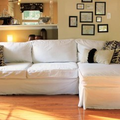 Sofa Covers For Leather Sectionals Ashley Chaise 21 Ideas Of Slipcover Sectional Sofas