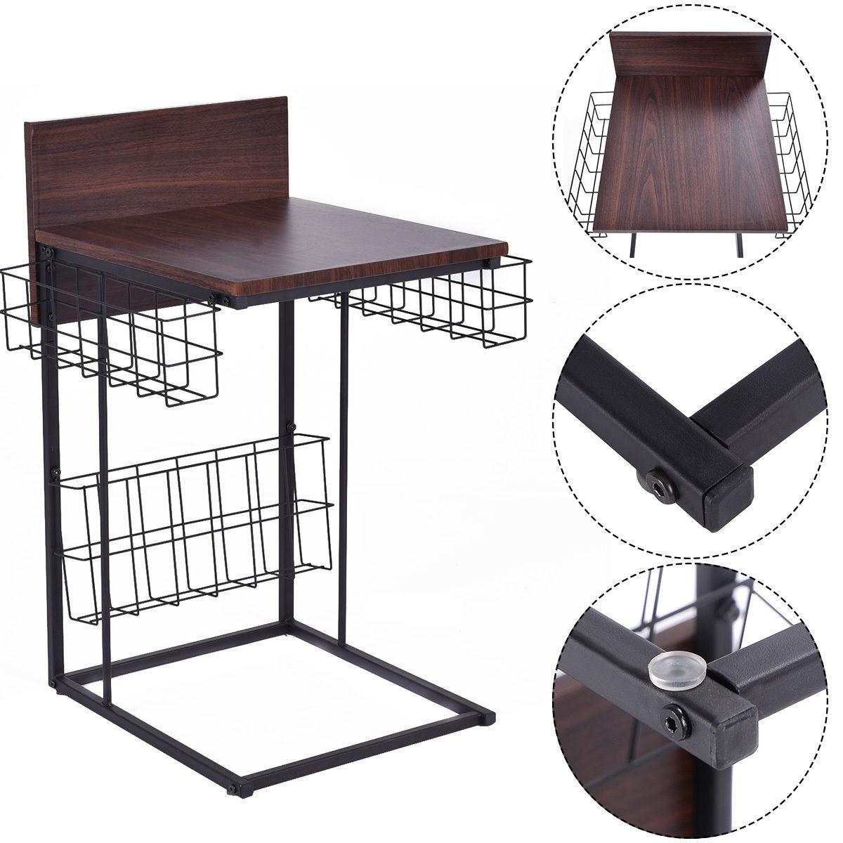 couch sofa armrest wrap tray table with side storage slot sm megamall bed 25 collection of tables storages ideas