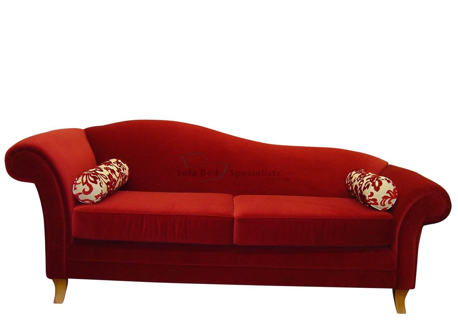 √ Red Sofa   red couch: red leather sectional couch