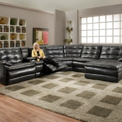 Sectional Sofas And Recliners Are Sleeper Comfortable To Sit On 22 Ideas Of Recliner Sofa