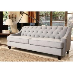 Tufted Leather Sofa Cheap Parker Microfiber Reviews 23 Best Sofas Ideas