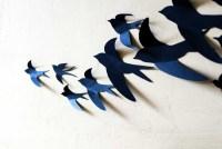 20 Best Collection of Metal Wall Art Birds in Flight ...