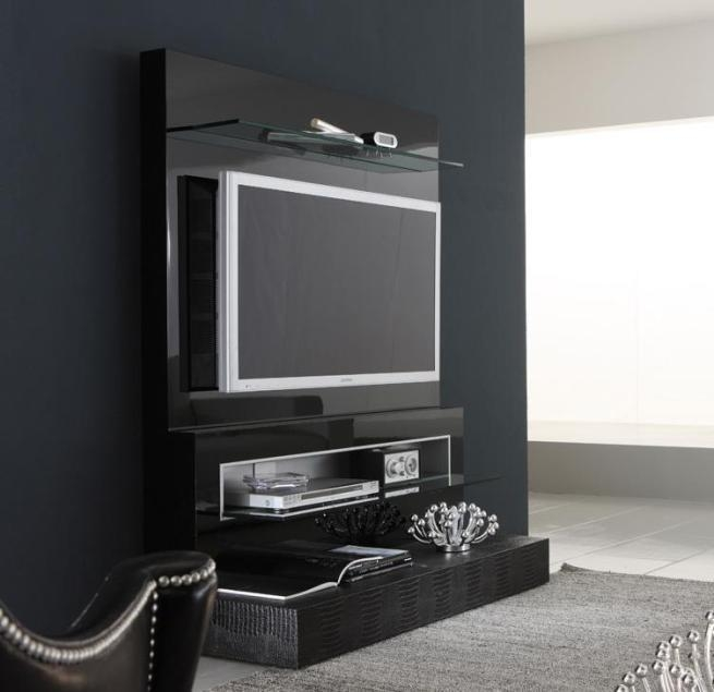 20 Best Collection of Wall Mounted Tv Cabinets for Flat
