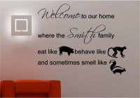 20 Top Family Sayings Wall Art | Wall Art Ideas