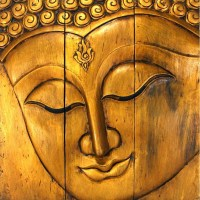 20 Ideas of Outdoor Buddha Wall Art | Wall Art Ideas