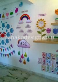 20+ Choices of Wall Art for Kindergarten Classroom | Wall ...