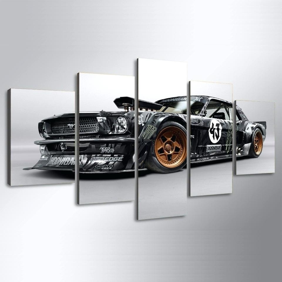 20 Ideas of Ford Mustang Metal Wall Art
