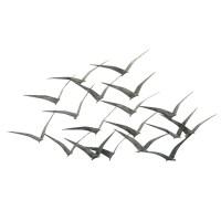 20 Top Metal Flying Birds Wall Art | Wall Art Ideas