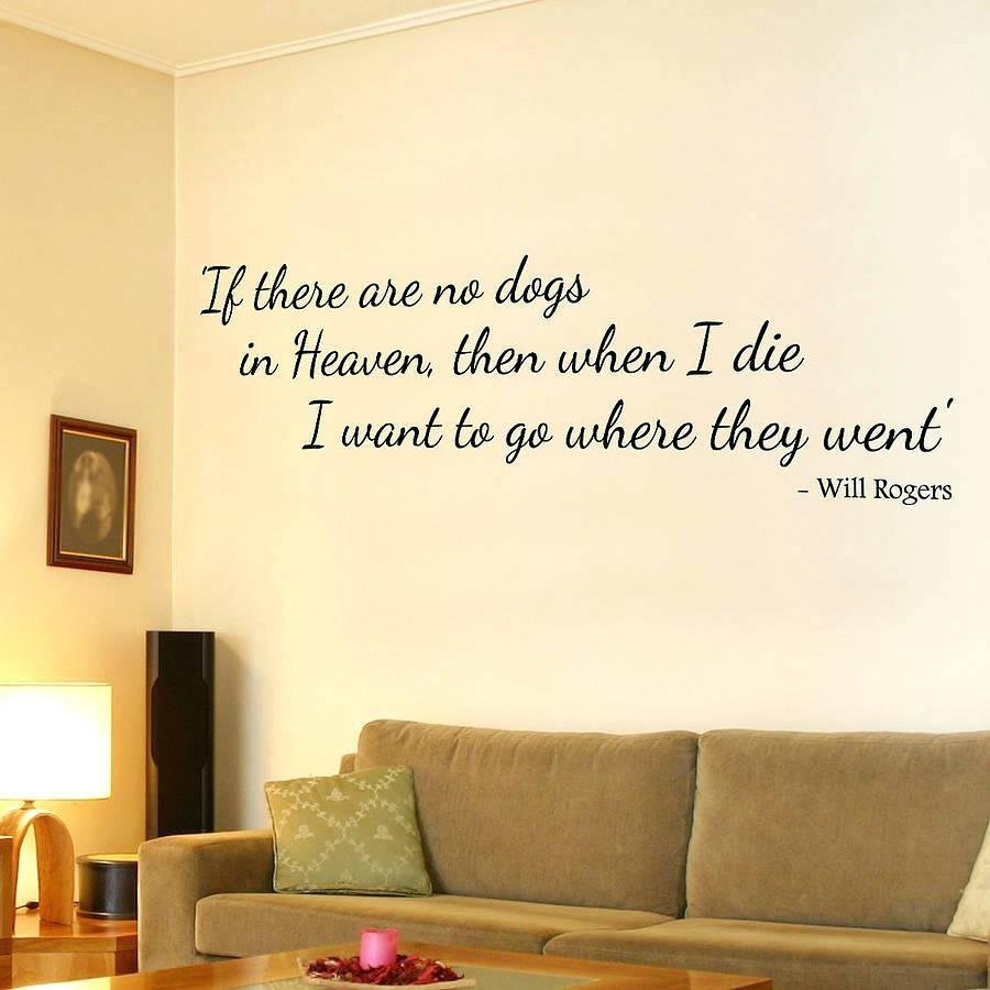 Dog Sayings Wall Art - wall art beautiful dog sayings wall art dog ...