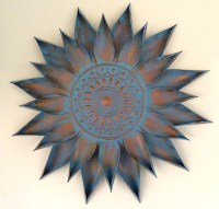 20 Top Large Metal Sun Wall Art | Wall Art Ideas