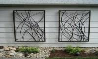 20 Top Outside Metal Wall Art | Wall Art Ideas