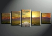 20+ Choices of Multi Piece Canvas Wall Art | Wall Art Ideas