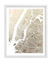 20 Best Ideas New York City Map Wall Art | Wall Art Ideas