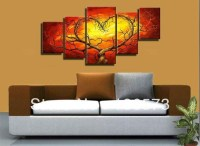 20 Collection of Abstract Body Wall Art | Wall Art Ideas