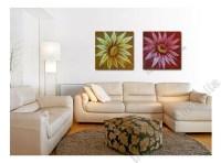 15 Best Canvas Wall Art Pairs | Wall Art Ideas