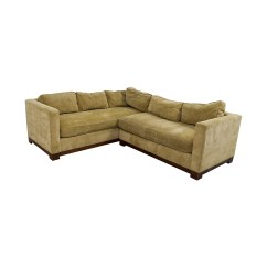 Gold Sectional Sofa Outdoor L Shaped 2018 Latest Sofas Ideas