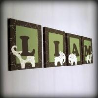15 Ideas of Baby Names Canvas Wall Art | Wall Art Ideas