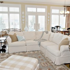 Pottery Barn Leather Sofa Cleaning Ivory Sofas 10 Best Ideas Sectional