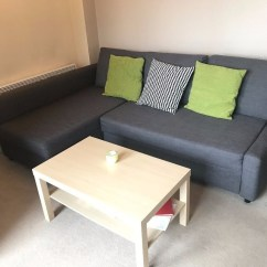 Friheten Corner Sofa Bed With Storage Skiftebo Dark Grey Modern Uk 10 Best Ideas Ikea Sofas