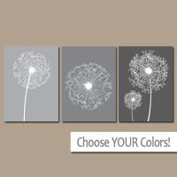 15 Best Dandelion Canvas Wall Art | Wall Art Ideas