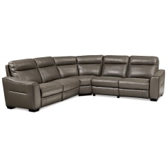 Martino Leather Sofa Rialto Set 10 Collection Of Macys Sectional Sofas Ideas