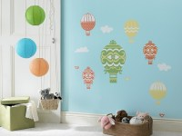 15 Photos Fabric Wall Art Stickers | Wall Art Ideas